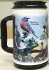 Wild Bird Collage 32 oz. Thermal Mug