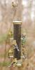 Thistle Tube Medium Antique Brass Quick Clean Base