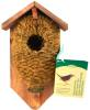 Nest Pocket Coconut Fiber w/roof