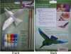 Hummingbird Fly Thru Bird Paint Kit CC52075