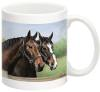 Caroline's Horses 15 oz Mug
