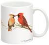 Cardinal 15 oz Mug