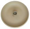 All Seasons Birdbath w/Deck Mount and Feeder (Tan)