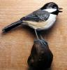 Chickadee (table piece)