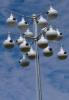 Natureline Sixteen Gourd Rack System without Pole