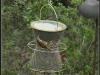 Hourglass Bird Feeder