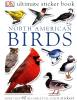 North American Birds Sticker Book