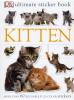 Kitten Sticker Book