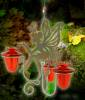 Fairy Dust Hummingbird Feeder