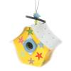Retro Birdhouse Starfish Small