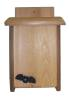 Single Compartment Bat House