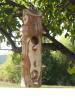 Songbird Cedar Suet Log with Perches