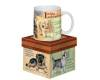 Puppy Personals Boxed Mug