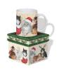 Mug Kitty Christmas