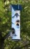 Birch Log – Mixed Seed - Wild Bird Feeder