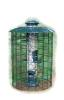 Caged 6 Port Seed Tube Feeder