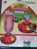 Gadjit Soda Bottle Hummingbird Recycler Feeder